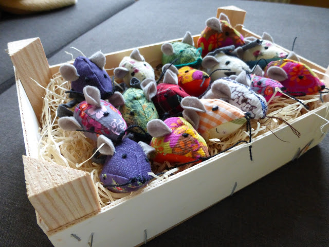 Maus für Tierheim