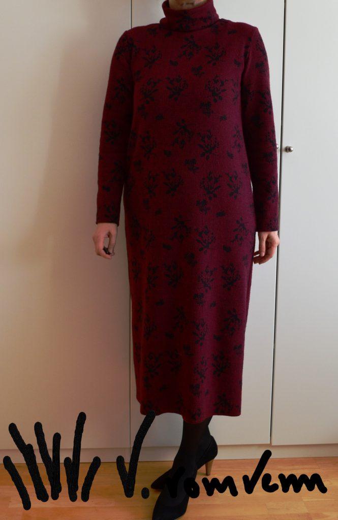 Rollkragenkleid Steph
